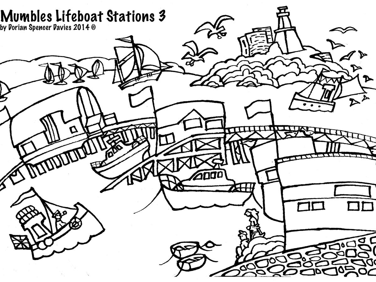 Mumbles Lifeboats