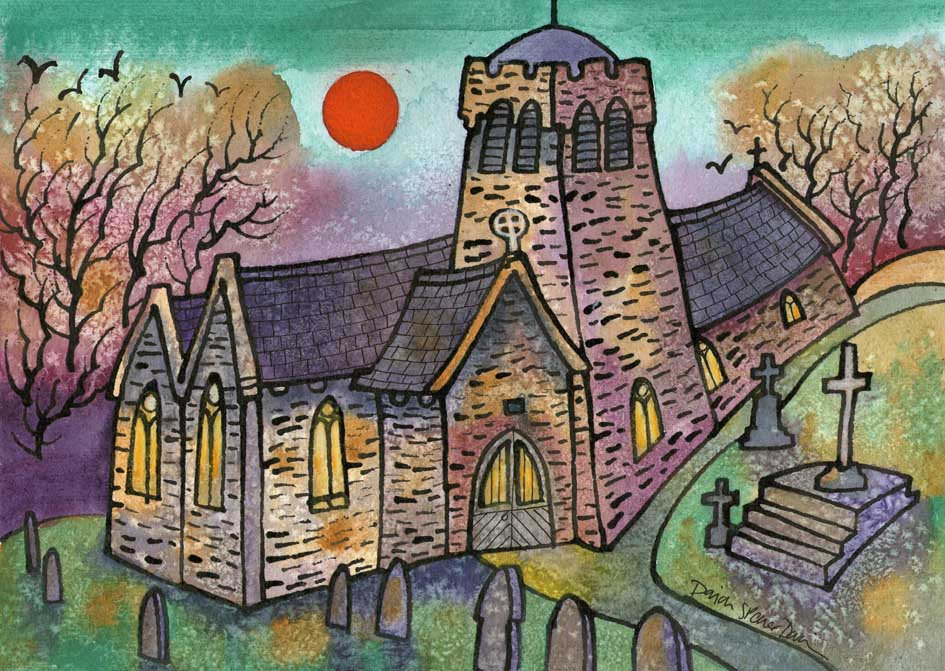 Castlemartin church_web