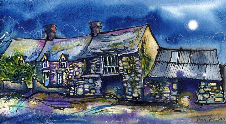 Farm cottages, Trefin