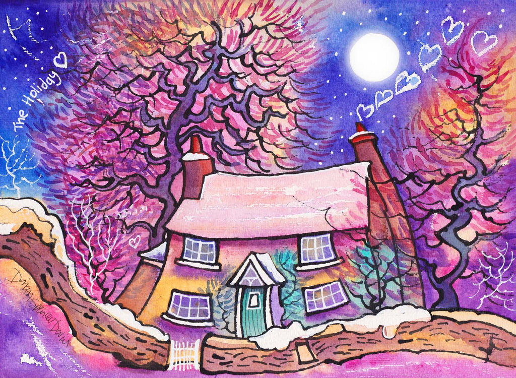 The Holiday cottage-web