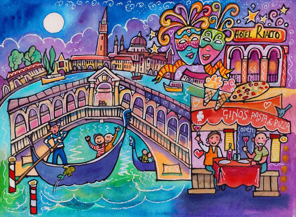 Venice montage