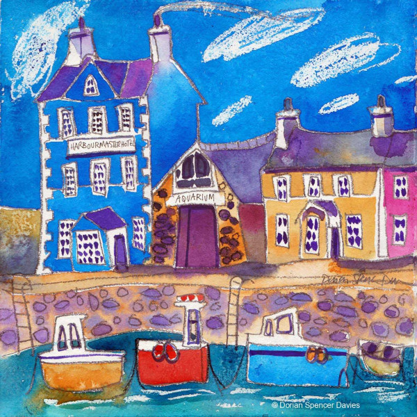 Aberaeron Boats and Cottages